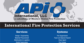 International Fire Protection Flyer