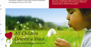 My Child Advocate Brochure