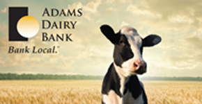 Adams Dairy Bank Winter Newsletter