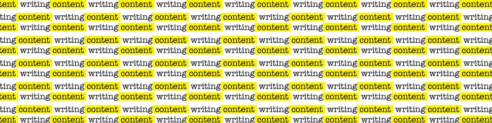 Content writing blogs