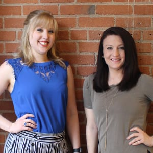 Erin D. and Audrey G. Promoted