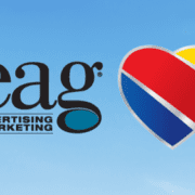 EAG advertising and Southwest